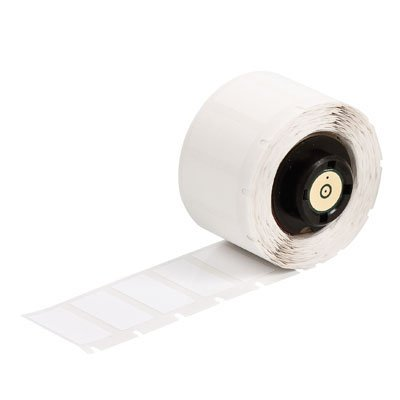Brady PTL-20-483 BMP71 Label - White