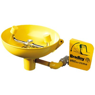 Bradley Wall-Mount Eyewash Station S19-220
