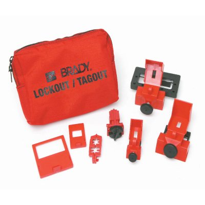 Brady® Breaker Lockout Variety Pack