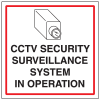 CCTV Warning Signs - Security Surveillance