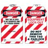 Custom Padlock Tags With Self-Laminating Photo