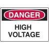 Danger Signs - High Voltage