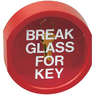 Brooks Emergency Key Holder Replacement Panel KBRC