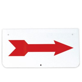 Exit Flip Signs Replacement Arrow Panel