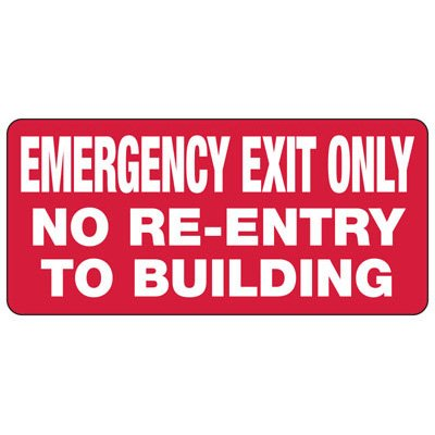 Right Arrow (Graphic Only) - Industrial Exit Signs