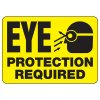 Eye Protection Required - PPE Sign