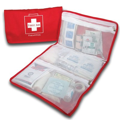 Fieldtex Wall-Mount First Aid Kit 911-92911-11400