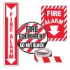 Fire Equipment Marking Kits - Fire Alarm