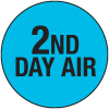 2nd Day Air General Information Labels