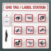 GHS Tag / Label Station