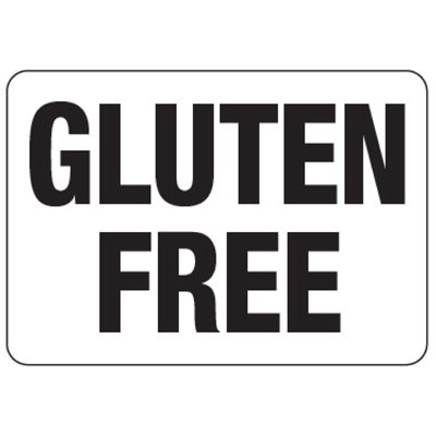 Gluten Free - Food Allergy Signs