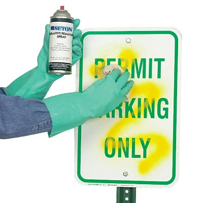 AERVOE Graffiti Removal Spray 5062