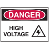 Harsh Condition OSHA Signs - High Voltage