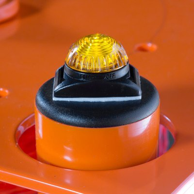 IRONguard Portable Safety Zone Magnetic Backed LED Lights