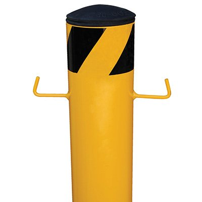 J-Hook For Steel Pipe Bollard