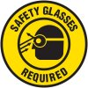 Lexan Heavy Duty Floor Markers-Safety Glasses Required
