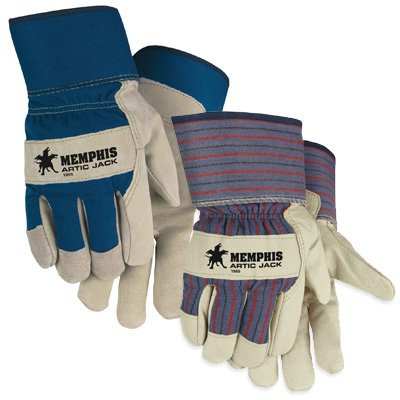 MCR Memphis® Artic Jack® Pigskin Leather Palm Gloves