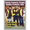 Motivational Safety Scoreboards - Safety Protects People