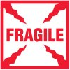 Fragile Package Handling Label