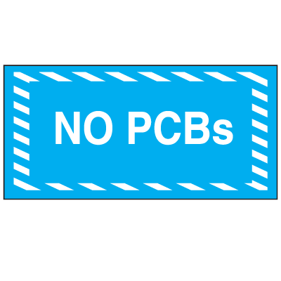 PCB Labels - No PCBs