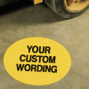 Custom Safety Floor Markers