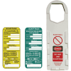 Scafftag® Scaffold Safety Tag Inserts