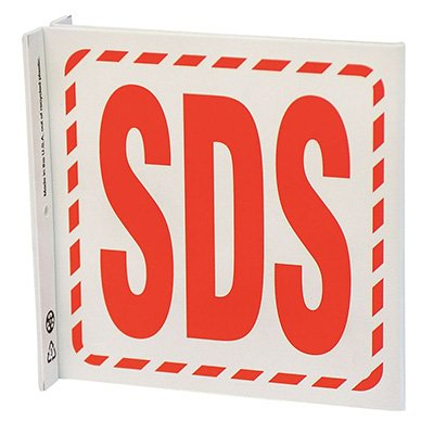 SDS L-Style Sign