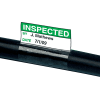 Electrical Safety Write-On Cable Markers - Inspected