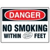 Semi-Custom No Smoking Signs