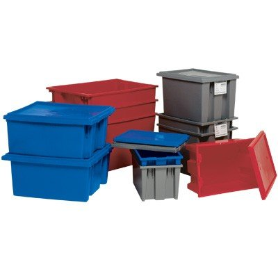 Stacking and Nesting Totes