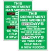 Stock Scoreboards - Department Without Lost Time Accident