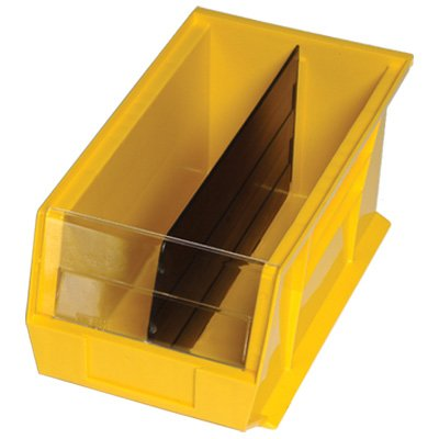"Quantum Divider for Ultra Stack and Hang Bins 10-7/8""L x 5-1/2""W x 5""H DUS230/235"