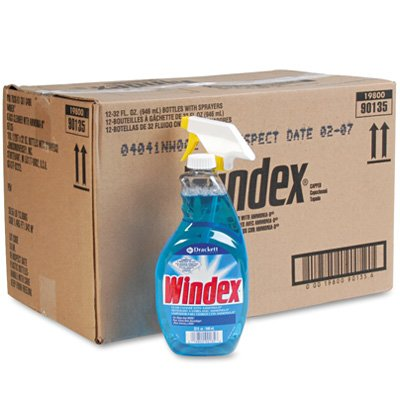 Windex® Powerized Formula® Glass and Surface Cleaner