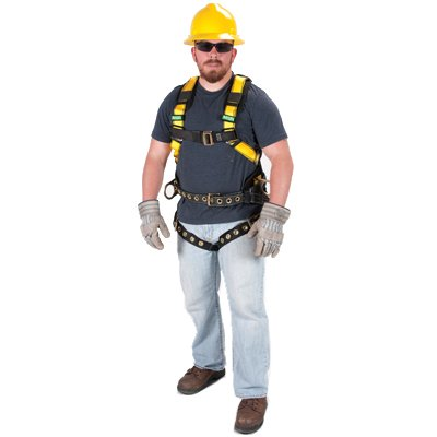 MSA Workman® Construction Harnesses 10077571