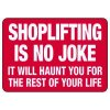 Shoplifting Is No Joke It Will Haunt You - Employee Theft Signs