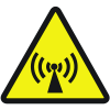 International Symbols Labels - Non-Ionizing Electro-Magnetic Radiation