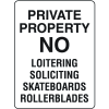 Property Signs - Private Property