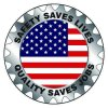 Safety Hard Hat Labels - Safety Saves Lives