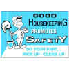 Good Housekeeping Workplace Safety Wallchart