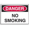 Danger Labels - No Smoking