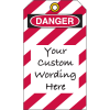 Custom Lockout Tags