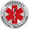 Emergency Response Hard Hat Decals- Emergency Medical Technician
