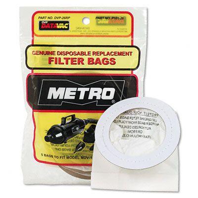 DataVac® Handheld Steel Vacuum/Blower Bags MEVDVP26RP