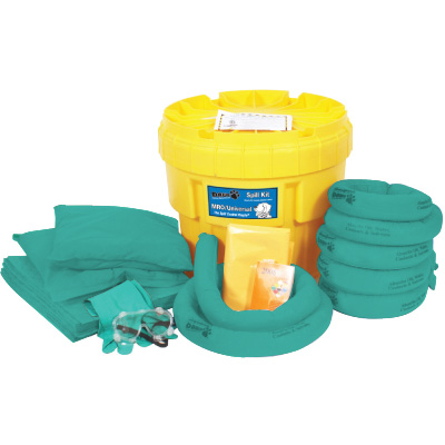 DAWG® 20 Gallon Overpack Spill Kits