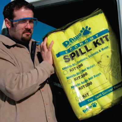 DAWG® Economy Truck Spill Kits