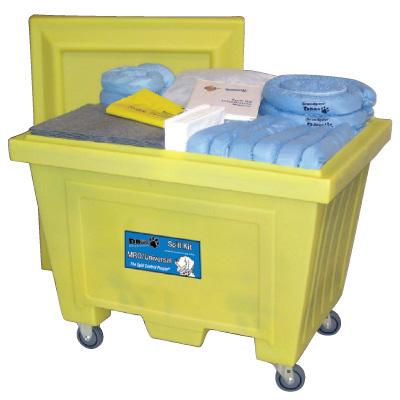 DAWG® Spill Response Cart Spill Kits