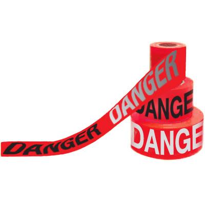 Presco Day Or Night Barricade Tape - Danger RB3103R21
