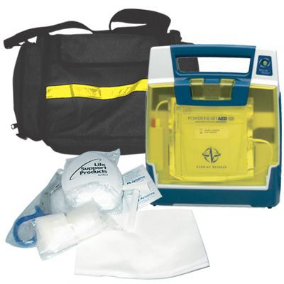 Powerheart AED Defibrillator Kit