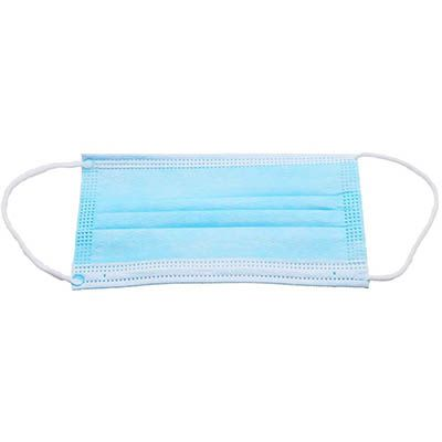 Disposable 3-Ply Medical Style Face Mask