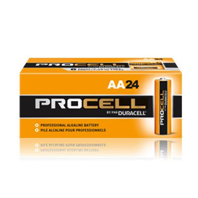 Duracell® Procell AA® Batteries PC1500BKD
